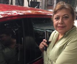 Laudrive, la app que ofrece servicio de transporte por y para mujeres