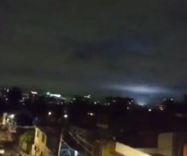 Luces de terremoto CDMX