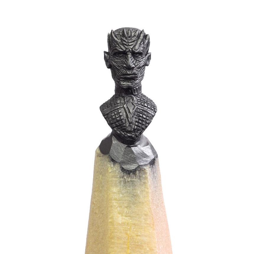 Esculturas de Game of Thrones - Night King