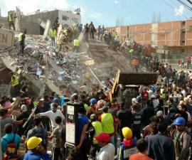 Prolongación Petén después del sismo