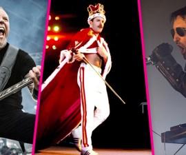 Queen, covers de varios artistas