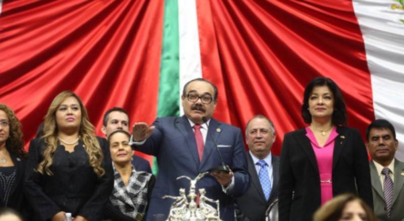 Jorge Carlos Ramírez Marín, Cámara de Diputados