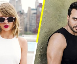 Taylor Swift y Luis Fonsi