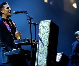 The Killers estrenan canción en vivo durante show en Londres