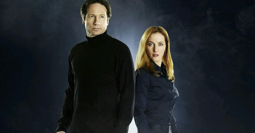 X-Files - Agentes Mulder y Scully