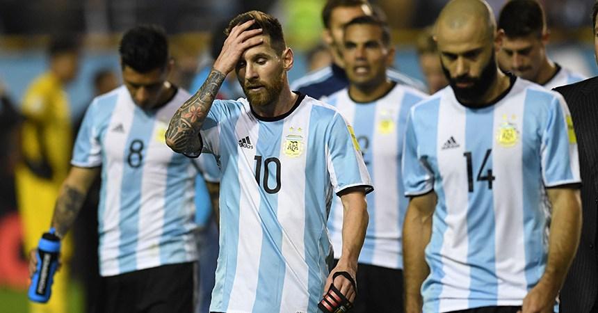 Conmebol Argentina