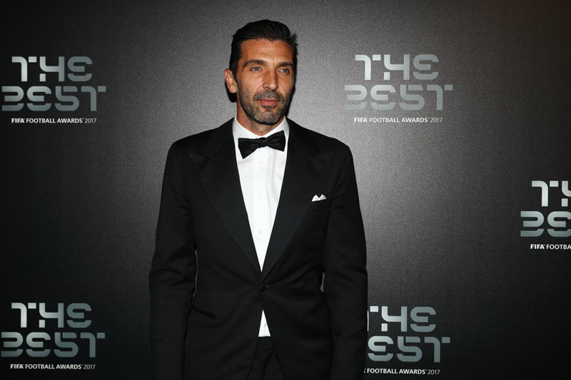 Buffon Mejor portero del año The Best