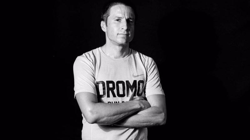 Josemaria Bolio Dromo Run Crew