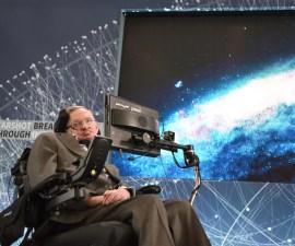 Stephen Hawking Tesis