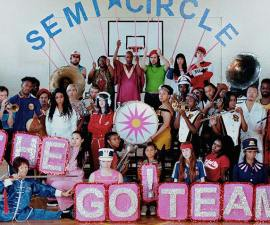 The Go! Team están de regreso con nueva canción y disco
