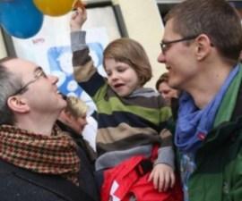 Adopción pareja gay Alemania