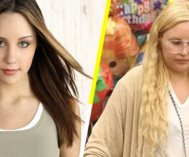 Antes y ahora - Amanda Bynes