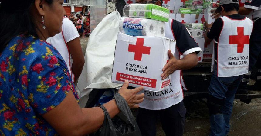 Cruz Roja INE