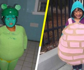 Historias de ultratumba: cuando tu mamá te obligaba a utilizar los peores disfraces
