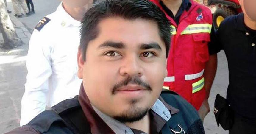 Asesinan al fotoperiodista Daniel Esqueda