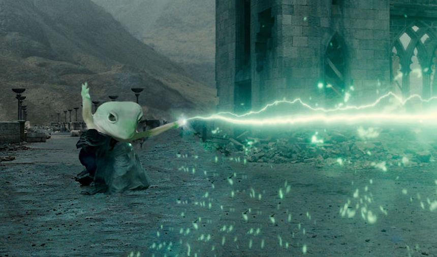 Dave el gecko - Voldemort