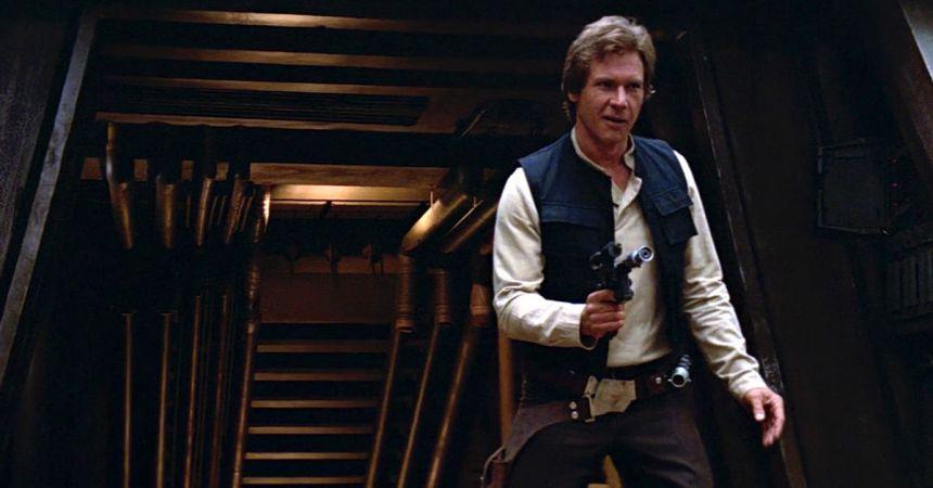 ¡Revelan el nombre de la nueva película de Han Solo!