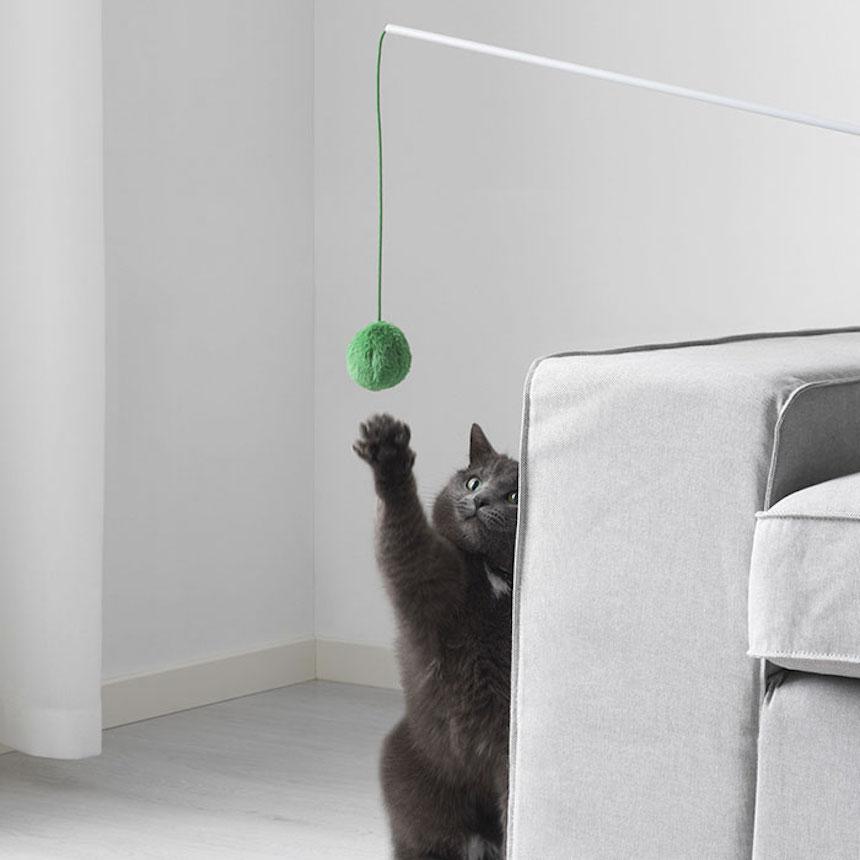IKEA - Estambre para gatito