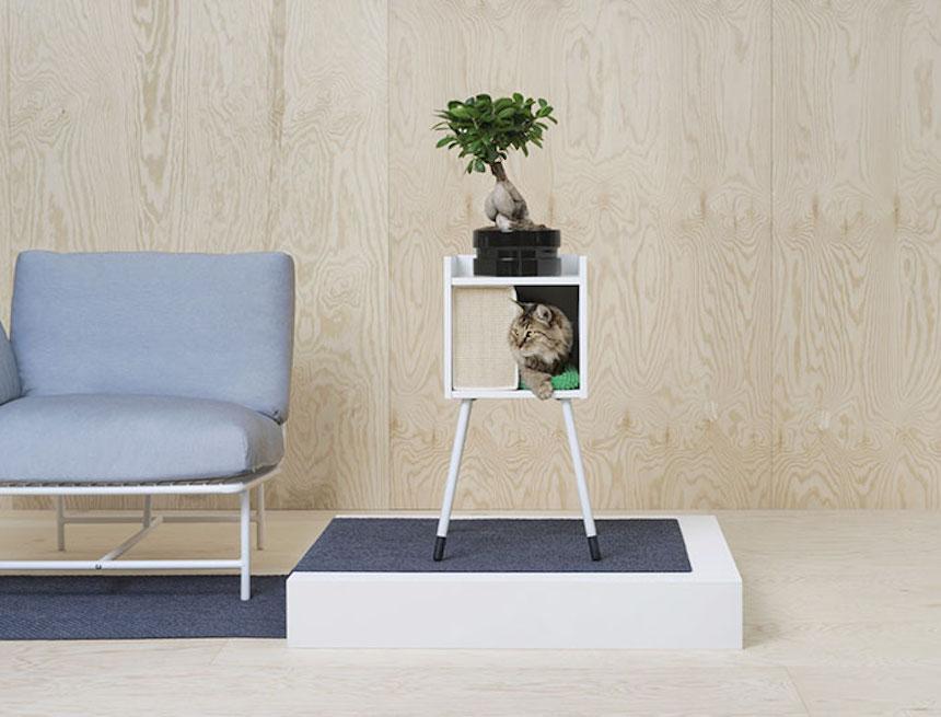 IKEA - Caja para gato