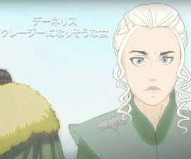 Game of Thrones - Intro de anime