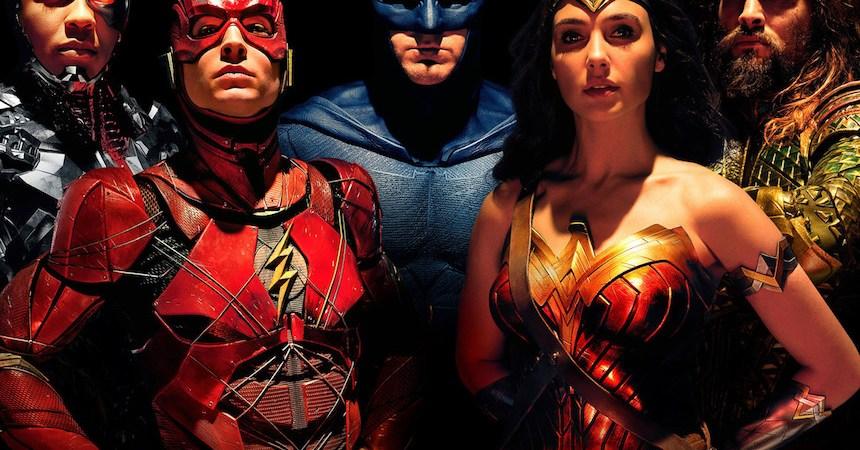 Justice League - Póster