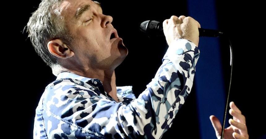 Morrissey - Concierto