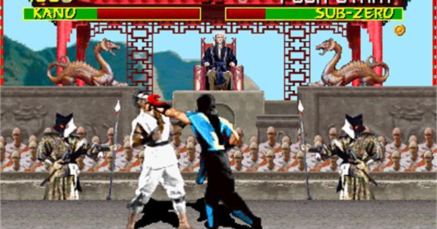 Mortal Kombat - 1992