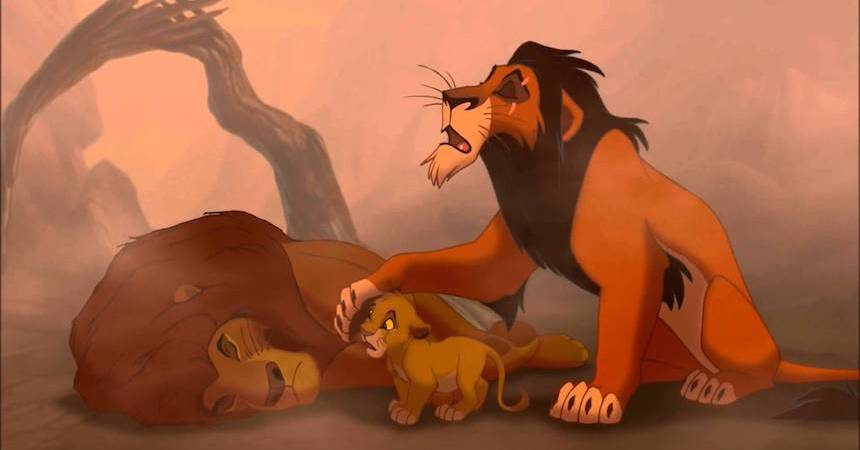 Muerte en películas de Disney