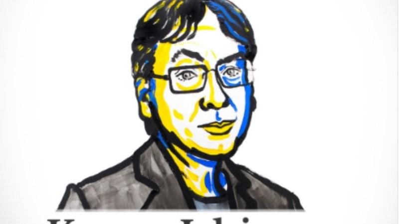 Premio Nobel 2017 Kazuo Ishiguro