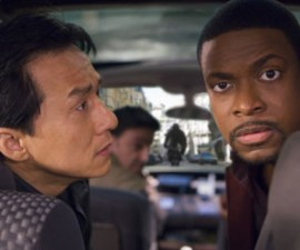 Jackie Chan y Chris Tucker - Rush Hour