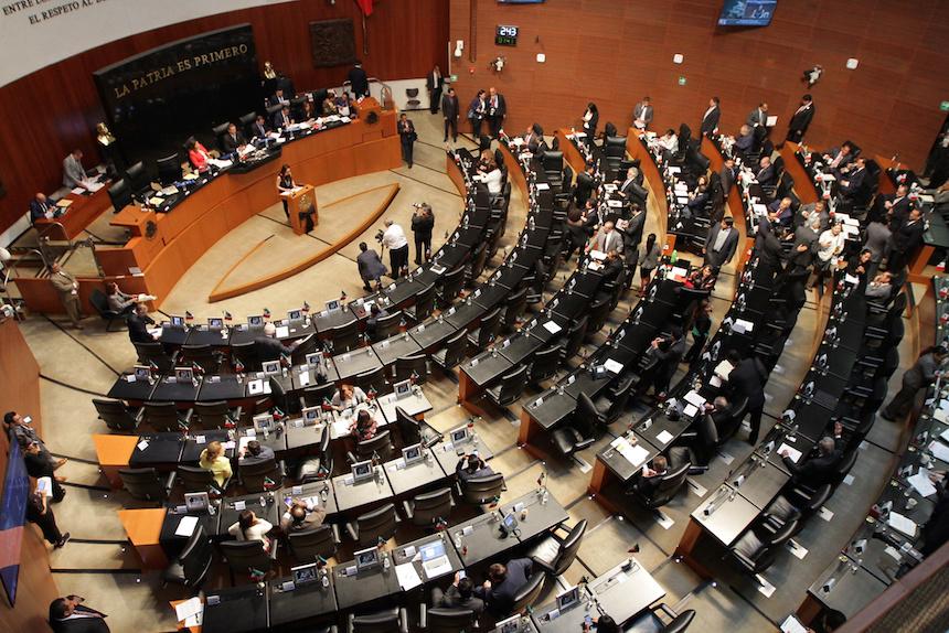 Legisladores alistan viaje a Rusia