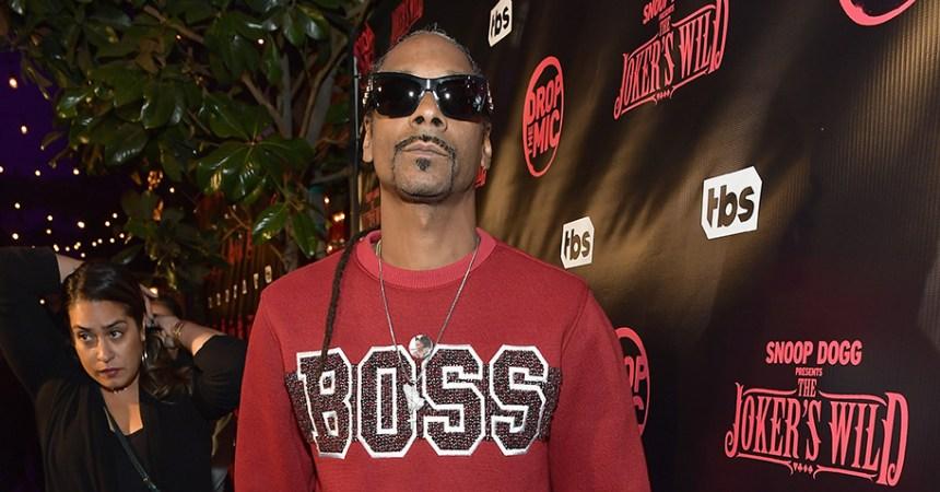 Snoop Dog: un estuche de monerías más allá del hip-hop