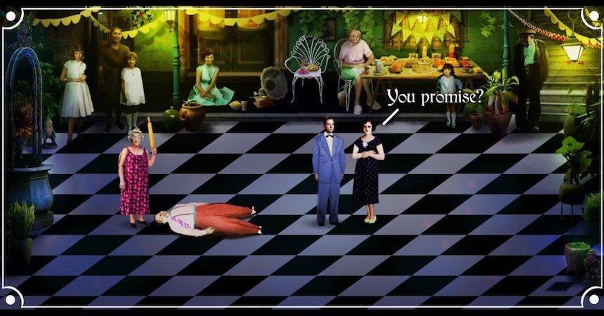 El Tango de la Muerte - Juego independiente