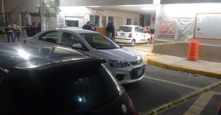Grupo armado desata balacera en Cruz Roja de Tlalnepantla