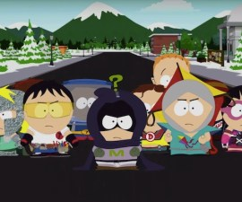 Tráiler final de South Park: The Fractured But Whole