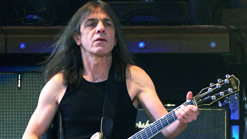 Malcolm Young de AC/DC