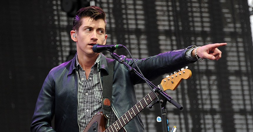 La chaqueta de cuero de Alex Turner será parte del Rock and Roll Hall of Fame
