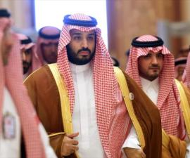 Arresto de príncipes de Arabia Saudita