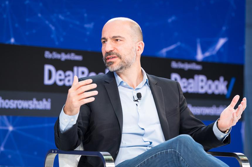 Dara Khosrowshahi - CEO de Uber