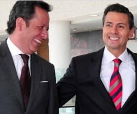 Eduardo Sánchez y EPN