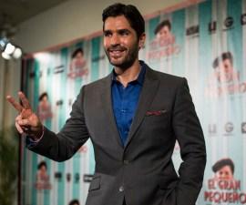 El actor Eduardo Verástegui podría ser el candidato presidencial del Partido Encuentro Social