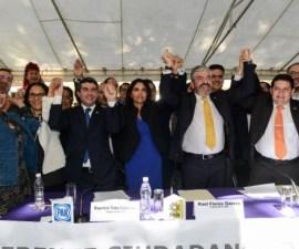 Presentación Frente Ciudadano CDMX