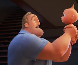 Nuevo tráiler de The Incredibles 2