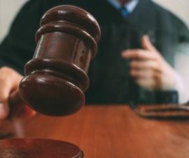 Veredicto de un juez