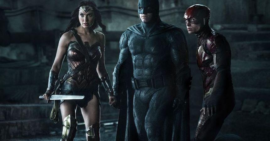 Justice League - Tráiler