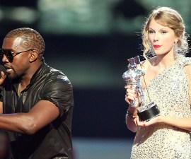 Los fans de Kanye West intentaron boicotear el nuevo disco de Taylor Swift