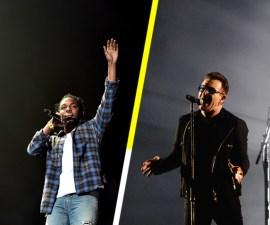 """'American Soul', la canción """"americana"""" de U2 y Kendrick Lamar"""