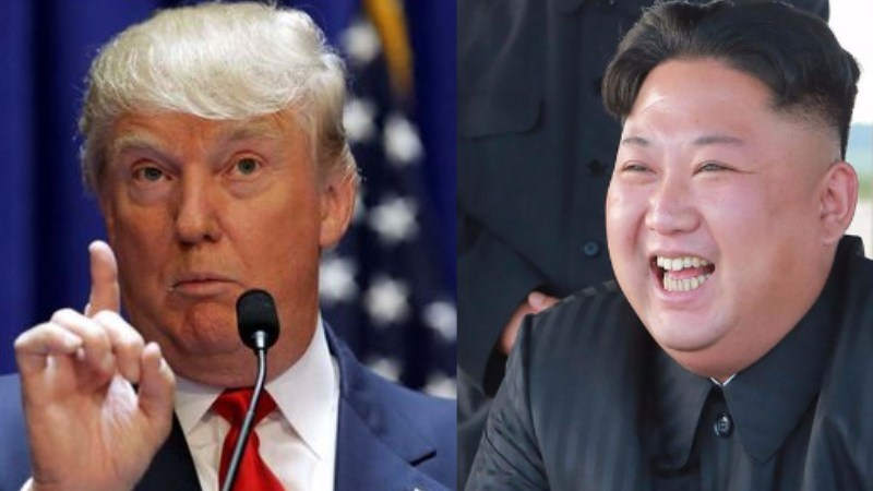 Donald Trump / Kim Jong-un