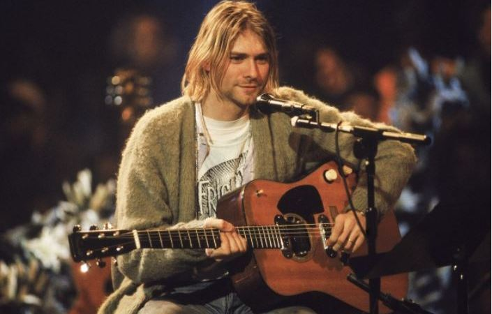 Nirvana - MTV Unplugged de 1993