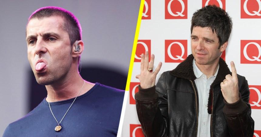 ¿Ok? Noel y Liam NO se pusieron de acuerdo para sacar sus discos